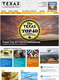 Texas Highways Magazine Website