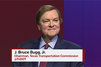 J. Bruce Bugg - Texas toll roads and other topics