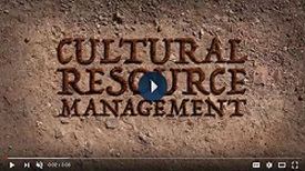 Cultural Resources: Bridging the Past and the Present