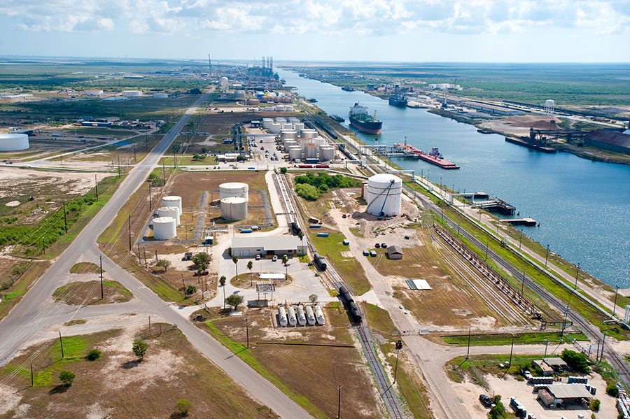 Texas Ports