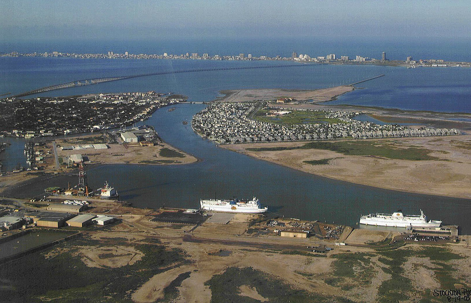 Port A Texas Of Texas Ports