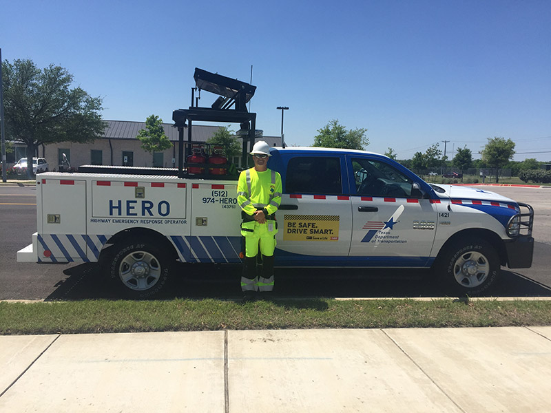 HERO Roadside Assistance Program