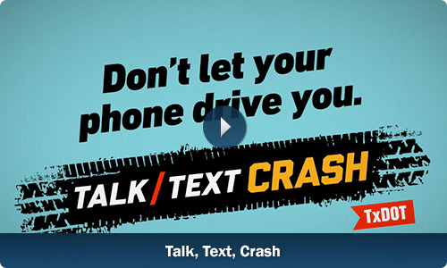 Talk Text Crash