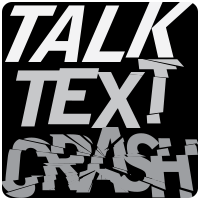 Talk. Text. Crash.