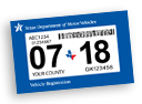 Texas Department Of Motor Vehicles. Vehicle Registration
