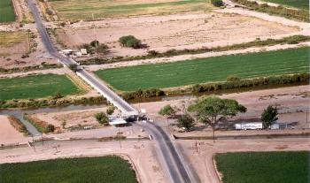 Fort Hancock-El Porvenir Bridge