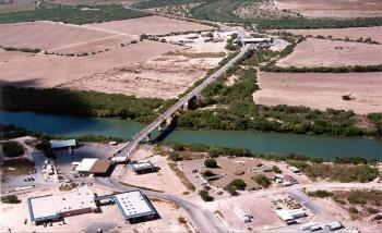 Rio Grande City-Camargo Bridge