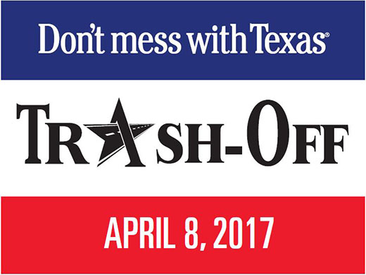 2017 Don't mess with Texas Trash-Off
