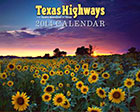 2014 Texas Highways Wall Calendar